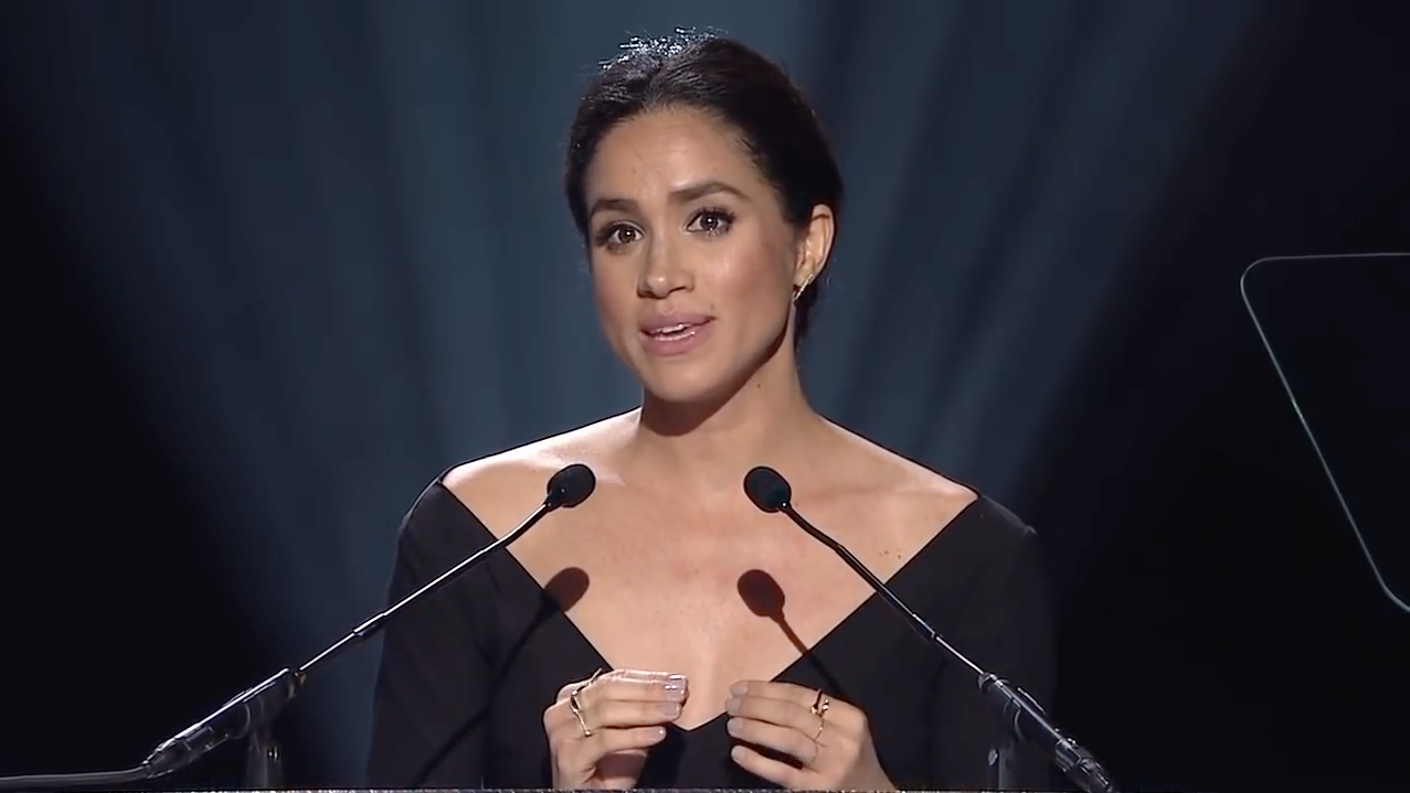 Meghan Markle UN Speech