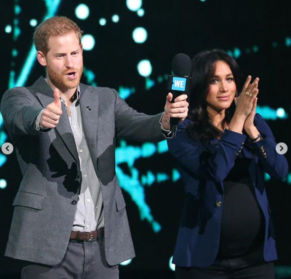 #GlobalSussexBabyShower Proves Baby Sussex Is A Global