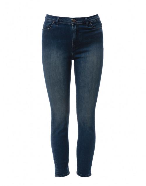 Lavender Hill Scoop t-shirt and Outland Denim Harriet Skinny Jean