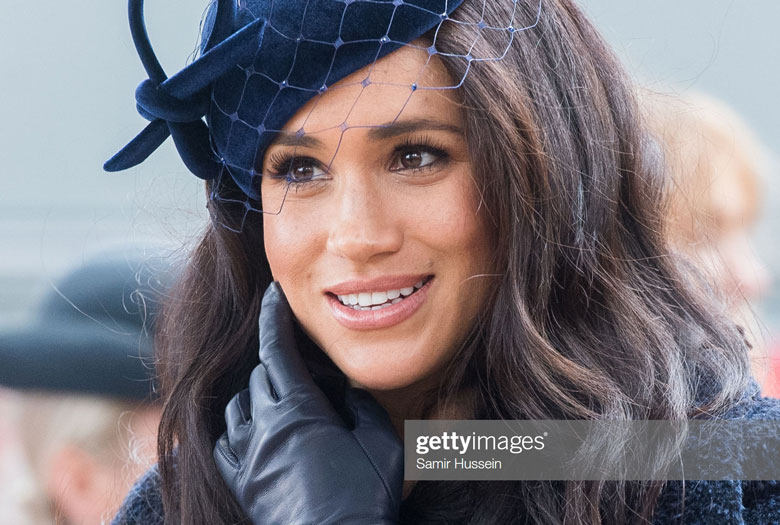 Support for The Duchess of Sussex