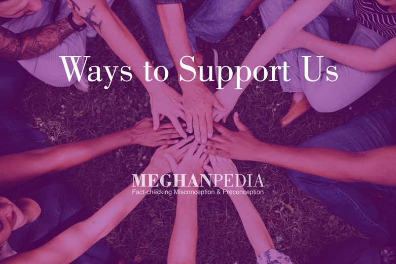 Meghanpedia support