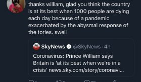 Royal Reporters' Idiotic Opinions 7