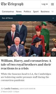 Royal Reporters' Idiotic Opinions 4