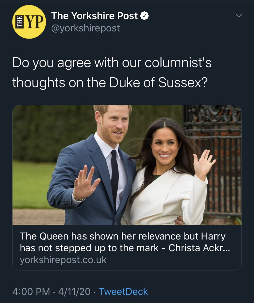 Royal Reporters' Idiotic Opinions 12