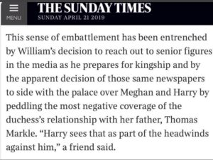 Tim Shipman exposes William as bully