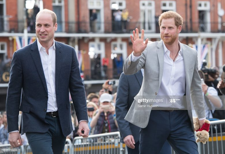 The Curious Case of William's Care for Harry