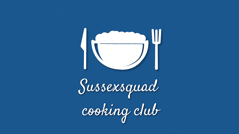 Sussex Squad Cooking Club Logo