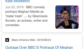 BBC racism