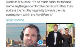 Dan Wootton says royal family behind smear campaign against Meghan