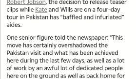 Robert Jobson Evening Standard