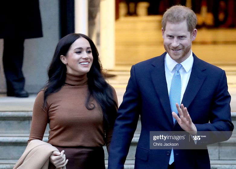 The Sussexes Have Vacated An Abusive Environment