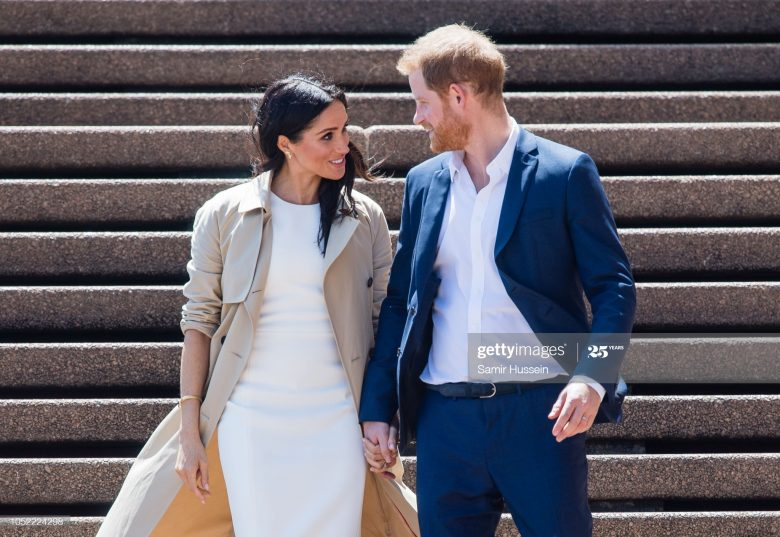 ETOnline Traffics In Harry and Meghan Propaganda