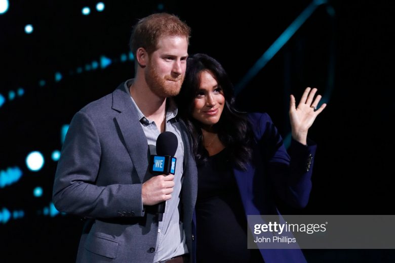 Meghan Cannot Squeeze Water Out Of A Stone