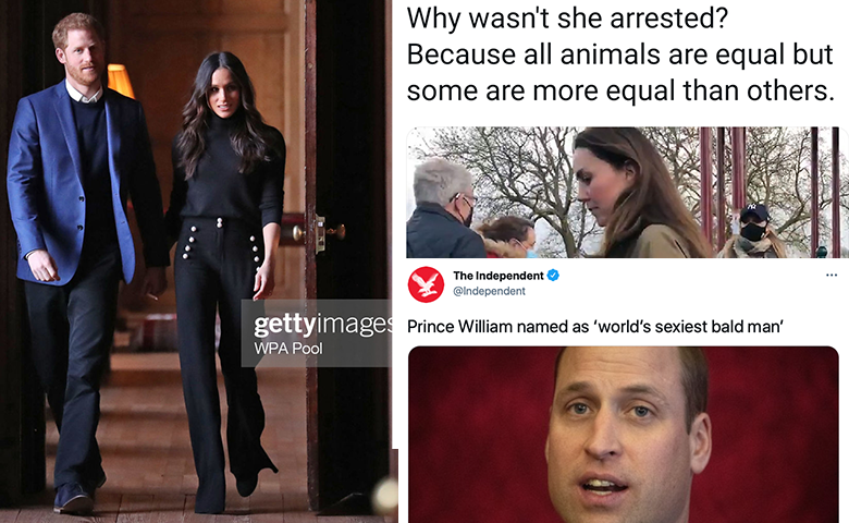 Kate's Weaponized Tears And William's Laughable Virility