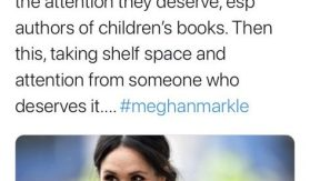 Jane Allan Author attacks Meghan Markle 01